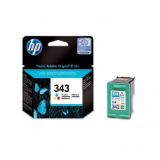 Cartus cerneala color original HP C8766EE, HP 343