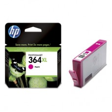 Cartus cerneala magenta original HP CB324EE, HP 364XL