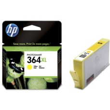 Cartus cerneala yellow original HP CB325EE, HP 364XL