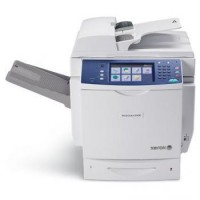 Copiator multifunctional color Xerox WorkCentre 6400 A4 second hand